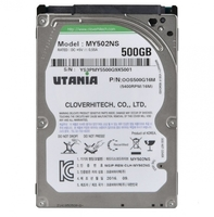"Жесткий диск HDD 2,5"" 500GB UTANIA MR102RS Slim"